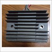 レギュレター交換と配線加工