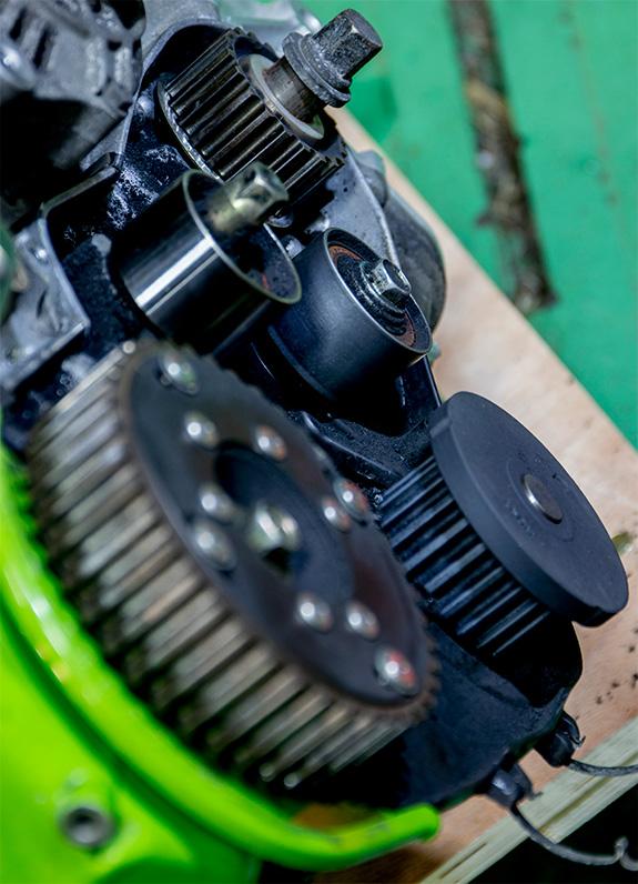 Honda ホンダ Beat ビート PP1 E07A