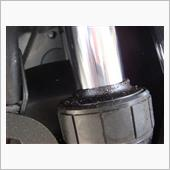 シグナス X SRフロントフォーク オイル漏れ修理の画像