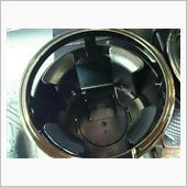 ドリンクホルダーのビリビリ音の改善策😃の画像