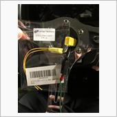 エアバック警告灯キャンセラー&チルトダウンの画像