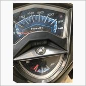 8600kmエンジンオイル交換と定期点検