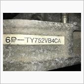 TY752VB4CA 5速MT確認