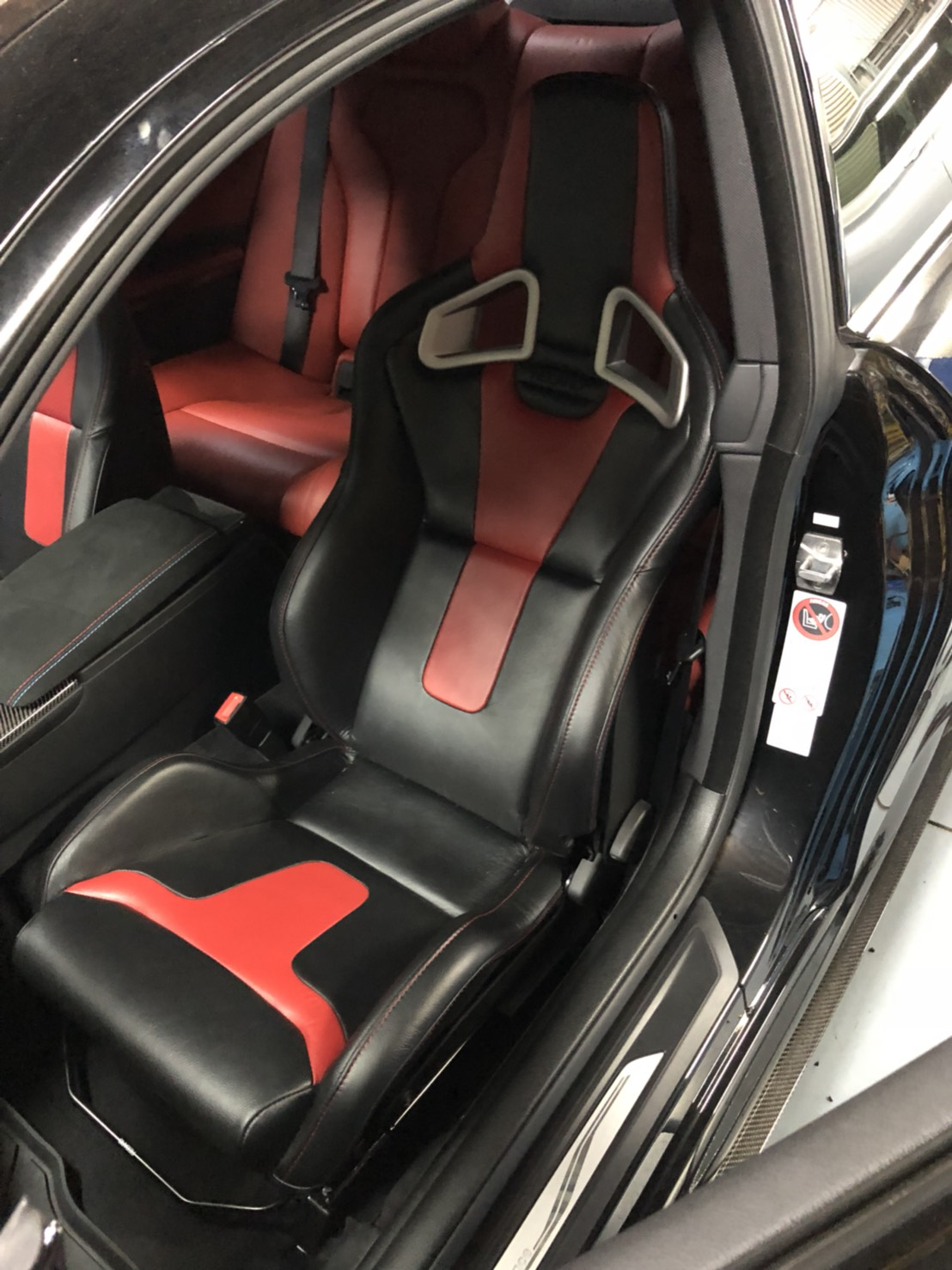 RECARO Sportster Limited Editionインストール!!F82 M4