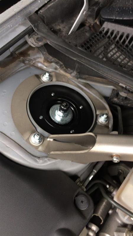 レガシー [BP5] 車高調取付