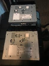 クイックデリバリー AVIC- RZ03からAVIC-RZ33へ交換のカスタム手順2
