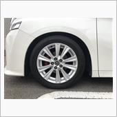タイヤパンク交換の画像