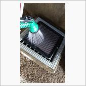 エアエレメント洗浄+オイル交換_60754kmの画像