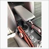 Mazda CX-3 Center Arm Rest アームレスト取付❕Part1の画像