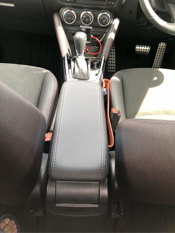 Mazda CX-3 Center Arm Rest アームレスト取付❕Part3