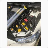 AC配管 補強の画像