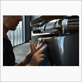 ファミリーの新しい形!CX-8のガラスコーティング【リボルト仙台】の画像