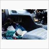 エアコン洗浄(シロッコファン、熱交換器ほか)2018、と洗車(…は、毎度)の画像
