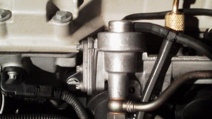 W208 CLK エンジンエラーコード調査 その3