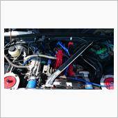 エンジン塗装の画像