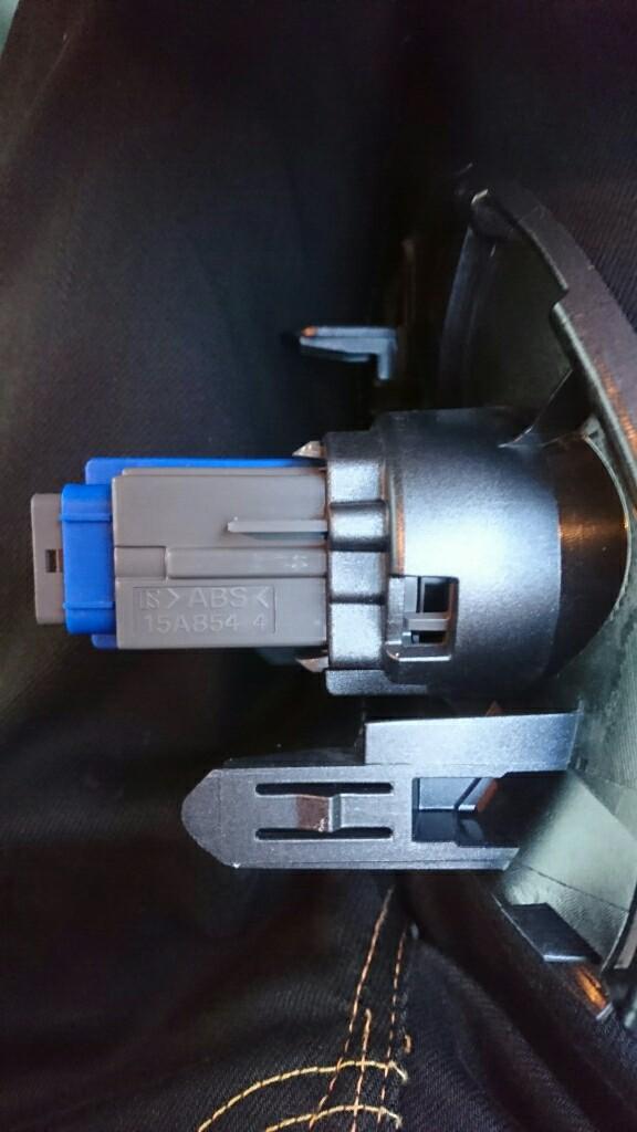 レクサス LC500H 純正 プッシュスタートボタン 流用