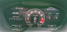 TT RS エアコンフィルター交換のカスタム手順1