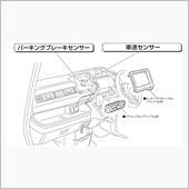 NボックスJF4 オーディオ関連準備の画像