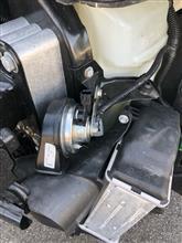 アバルト・500 (ハッチバック) ホーン交換 シングル→ダブルのカスタム手順2