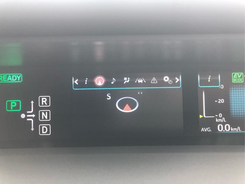 NSZT-Y66TプリウスのCAN車両情報入れました!