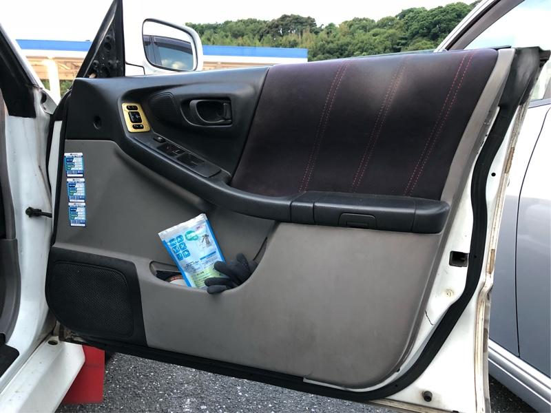 SF5 アウターハンドル交換(運転席/助手席)