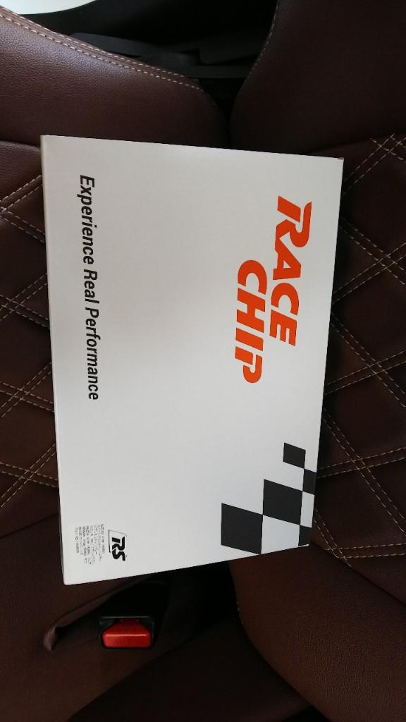 RaceChipRS取付
