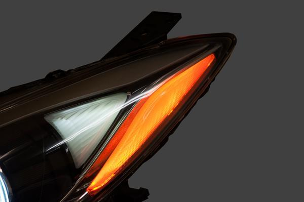 [選べるイカリング&カラーアイ]Wプロジェクター&イカリングプレミアムカスタムヘッドライト