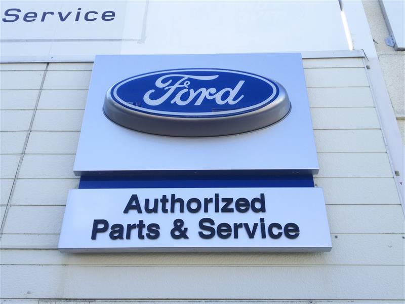 フォードコミットメント 30ヶ月点検