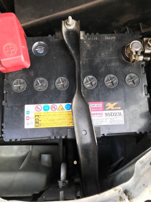 かからない アルファード エンジン アルファードのエンジンがかからない~原因はバッテリー上がり、超お得にカーバッテリーを交換する~