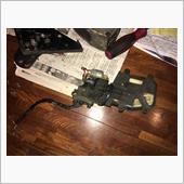 電動格納機能不良修理 2の画像