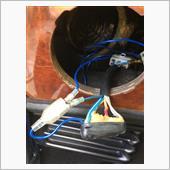 クーラー用 サーモアンプ交換の画像