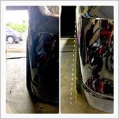 Tuning Garage REV さんにてアライメント調整(出面編)の画像