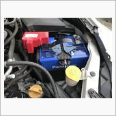 補機バッテリー交換の画像