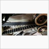 タイベル 3000㎞ 張り具合再確認の画像