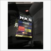 HKSスーパーハイブリッドフィルター取付