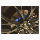 ローター&パッド交換そしてキャリパーO/Hの画像