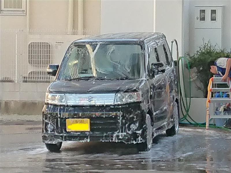 キーパー ラボ 洗車