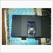 ゴリラナビNV-SD730DT電池交換 その1の画像