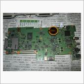 ゴリラナビNV-SD730DT電池交換 その2の画像