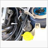 20年8ヶ月ものの燃料フィルター交換。