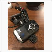 BLUEPUPILE GPS搭載ドライブレコーダー取り付けの画像
