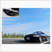 【BMW Z4M】Idling Speed Adjustmentの画像