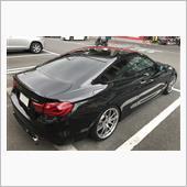 BMW 420i LCI ゴールドポリマーコーティング 1年再施工