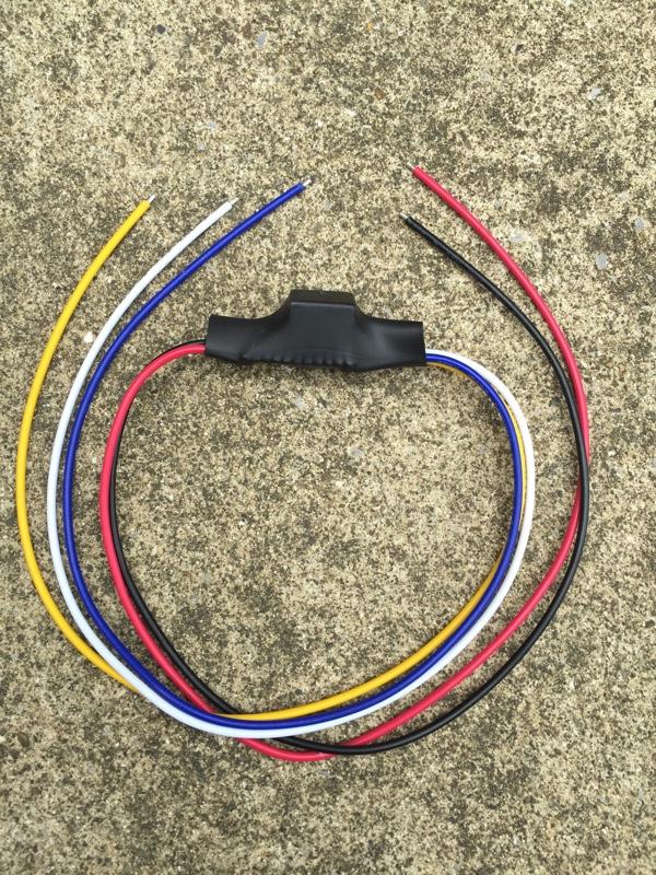 ドライブレコーダーの取り付け TA-Creative   TA-011C