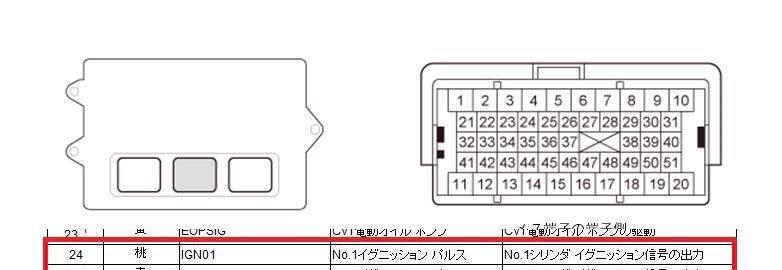 タコメーター取付け PIVOT PT6-W その①