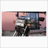ヘッドライト交換 角型→丸型