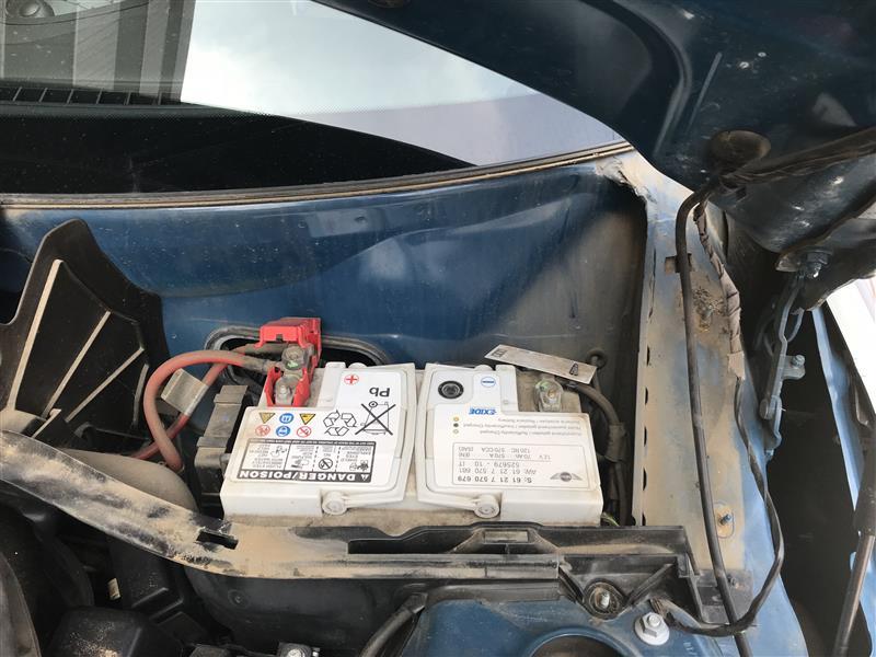 バッテリー交換 Panasonic 75-28H
