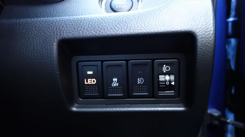 純正調パネルスイッチアッシ LEDの配線図