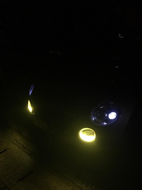 FOG-LED