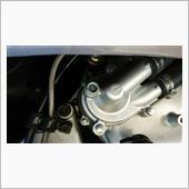ラジエーター液 交換 5323キロ (クーラント強化剤)